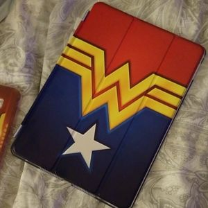 Wonder woman iPad case